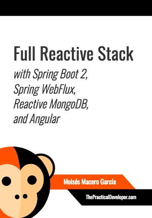 Full Reactive Stack - The book