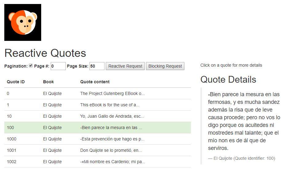 Angular Reactive Quotes