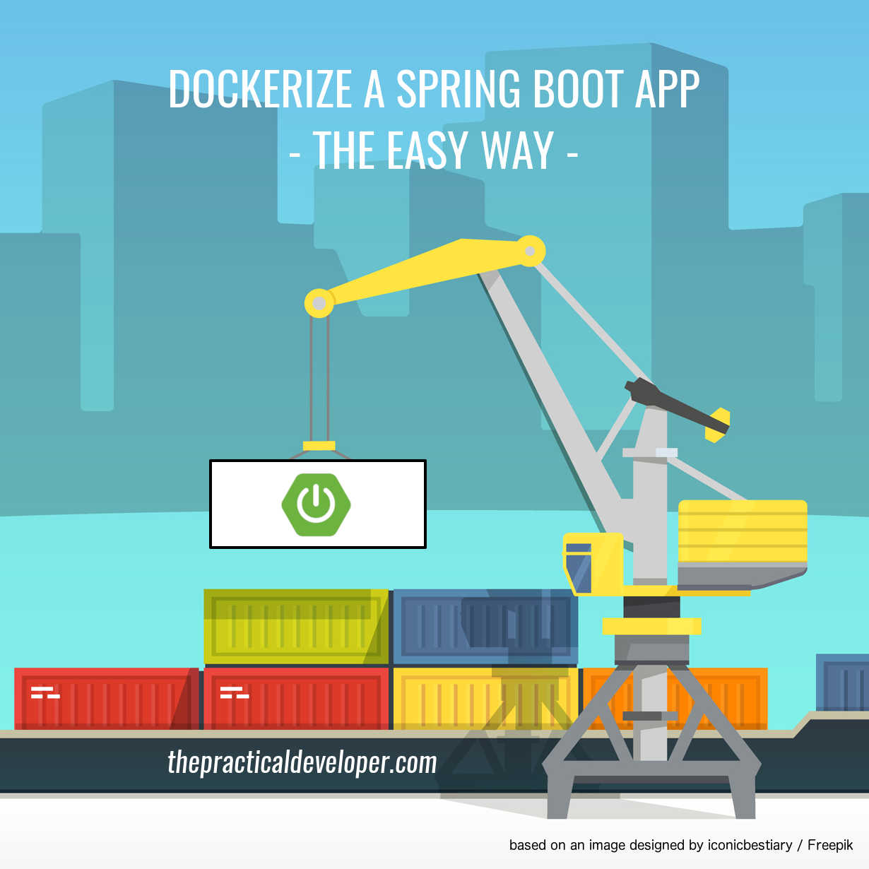 Dockerize a Spring Boot Application - The Practical Developer